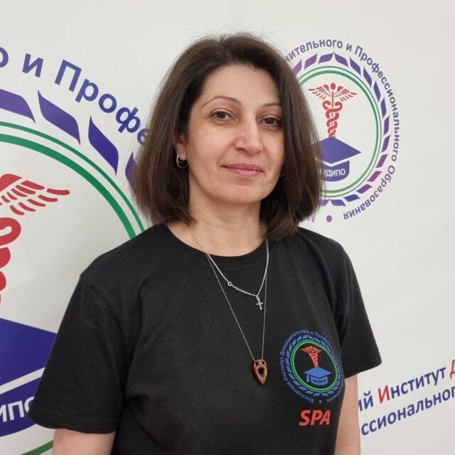 Везнер Анжелика Грантовна